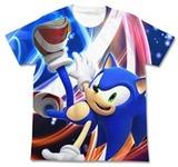 ソニックフルグラフィックTシャツ