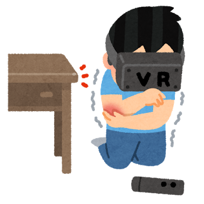VR内を実際に歩いてるような体験ができる球状のコンテンツ