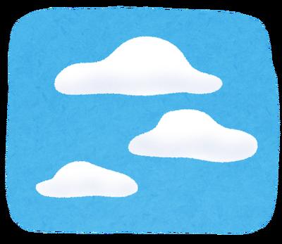 【動画】謎の雲が空に浮かんでいるのを発見・・・天変地異の前触れか?