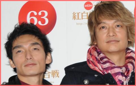 香取慎吾と草なぎ剛が『おじゃMAP』共演へ