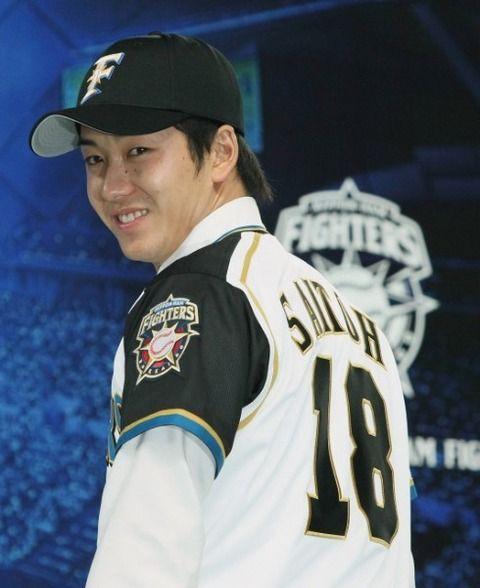 斎藤佑樹投手、吉田輝星について語る