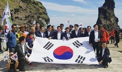 【韓国再発狂】アメリカ「竹島は日本領」オーストラリア政府の質問に答える…韓国軍が侵略している島根県竹島について