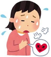 息が苦しくて、時々大きく吸って吐いてしてるんだけど  旦那に「俺に不満があるのかもしれないけど、ため息やめて」と言われてしまい・・・