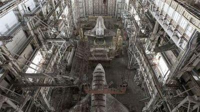 忘れ去られたソ連版スペースシャトル「ブラン」カザフの草原に眠る。これ日本に来てなかったっけ?