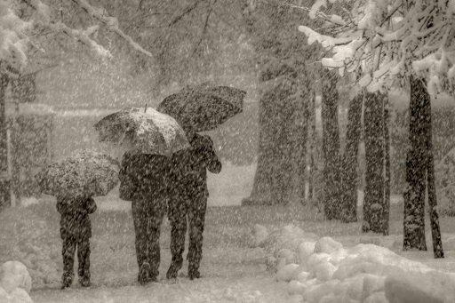 【気象】6月なのに雪wwwwwwww