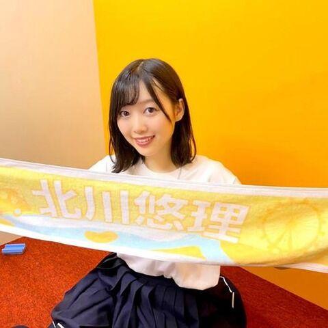 【乃木坂46】北川悠理「すごく負けず嫌い」意外な一面