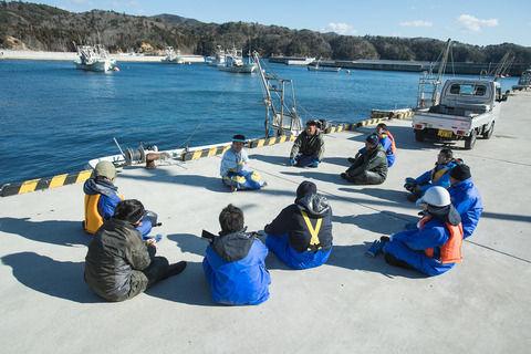 【衝撃】カツオ漁船の船員の年収wwwやべえwwwww(画像あり)