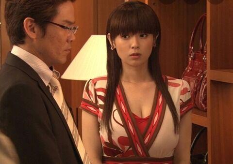 深田恭子さん、37才になっても欲求を抑えきれず大胆露出w