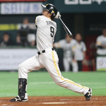 柳田悠岐(高校通算)11本塁打wwww
