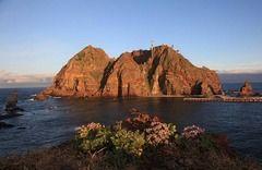 【領土問題】韓国与野党の国会議員らが竹島に上陸