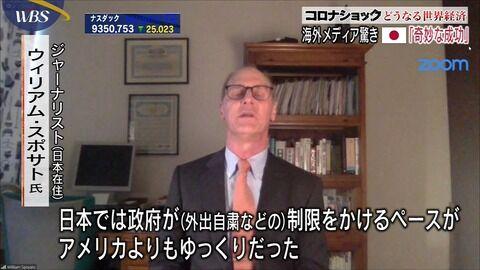 【悲報】白人「日本のコロナ対策は何故か上手くいった。何故だかわからんが」