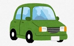 【台風19号】冠水した路上に残った稲わらに車が乗り上げ立ち往生 アクセルを踏んだらタイヤ空転し摩擦熱で出火 → 全焼