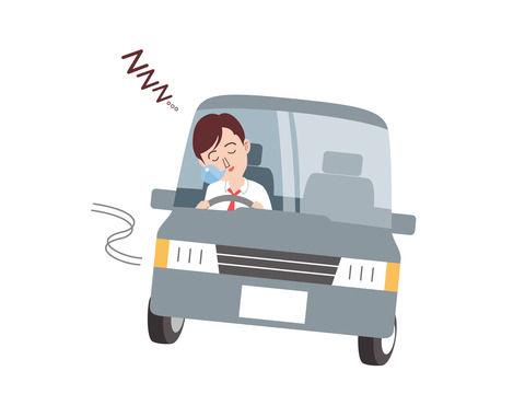 【愕然】ワイ営業マン、早めの昼食を終え車の中で昼寝した結果wwwwww