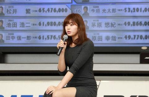 【愕然】稲村亜美の始球式wwwあかんwww(動画あり)