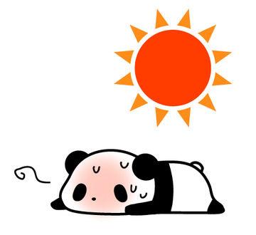 【画像】NHKの猛暑ニュースでたわわなお胸が映ってしまう