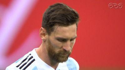 【緊急悲報】サッカーアルゼンチン代表、生きて国に帰れるのか…