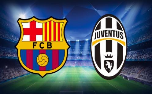 【UEFA-CL】バルセロナ×ユベントス  スタメン発表! <16/17準々決勝2ndレグ>