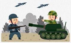 低身長者、「戦争」ではマジで最強だった