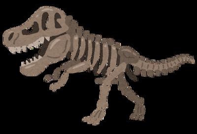 【画像】ティラノサウルスさんの最新画像、めちゃくちゃカッコイイwwwwwwwwwwwwww