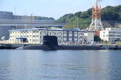 海上自衛隊、最新鋭潜水艦「せいりゅう」が就役
