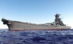 なんで今は大和みたいな戦艦が廃れたんや