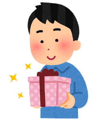 ワイ、女さんの誕生日プレゼントに悩む