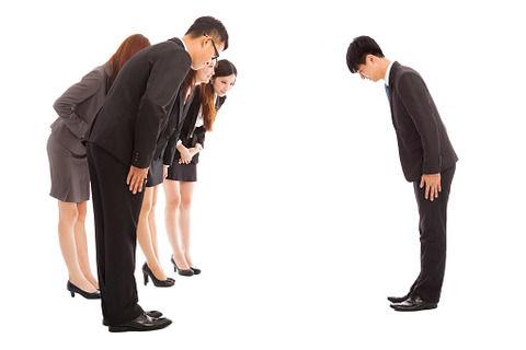 【衝撃】挨拶しない新入社員が入社した結果・・・