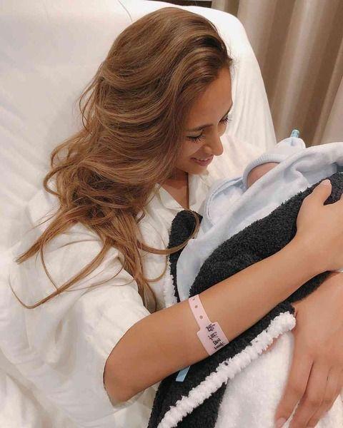 MALIA. 第4子出産