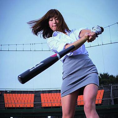 ワイ、体育の授業で148キロカットボールを投げ女子をレフトライナーに打ち取る