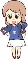 三谷紬(25) Gカップ、サッカー大好き、美人、ムチムチ