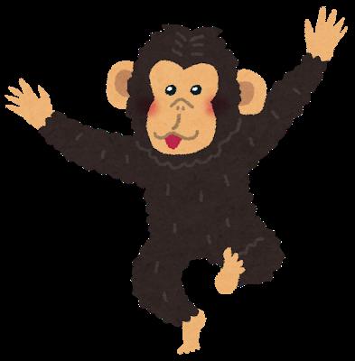【悲報】言葉を理解できないチンパン大学生が増加…14年間毎年一貫して英語の学力が低下し続け、偏差値にして7.4