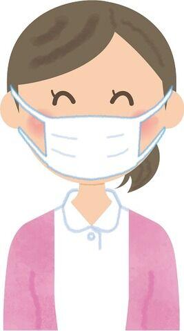 【画像】マスク姿の専門女学生、エッツィすぎる