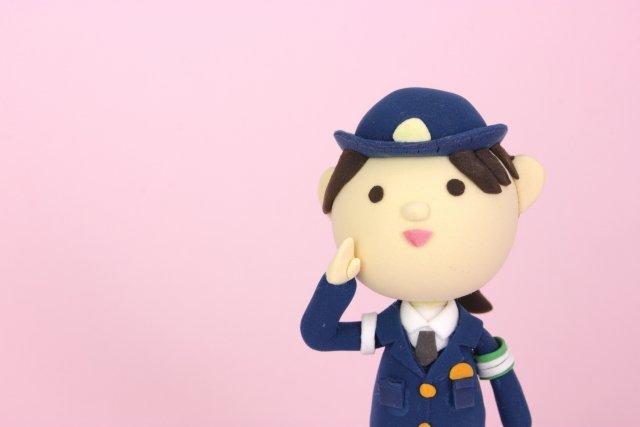 【悲報】女性警察官、やらかす