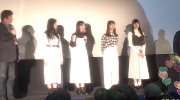 夏菜子『見終わった時に前向きになれる作品だと思います』さぬき映画祭「ももクロDYWD」上映前トークショー 実況まとめ!