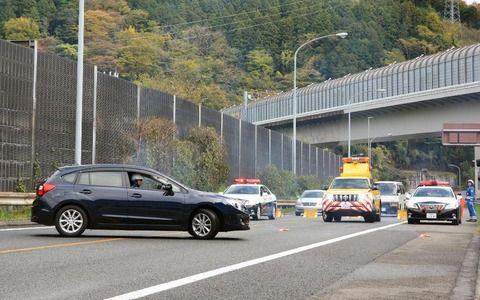 【衝撃】高速道路で逆走車に出くわしたらwwwwwww