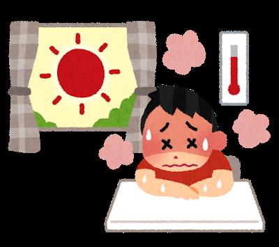 【悲報】沖縄さん、避暑地になる