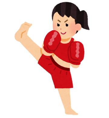 広瀬すずは「キックボクシング」芸能界の格闘美女たち