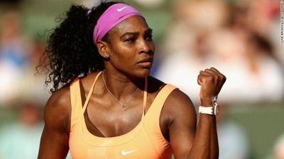 【速報】女子テニス・セリーナ・ウィリアムズさん(35)が妊娠! 旦那は大丈夫だったのだろうか・・・