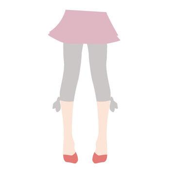 韓国でこういうファッションの女性が増えてるらしいwww