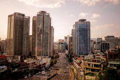 韓国経済 経済成長率予想が大幅引き下げで不安の声も