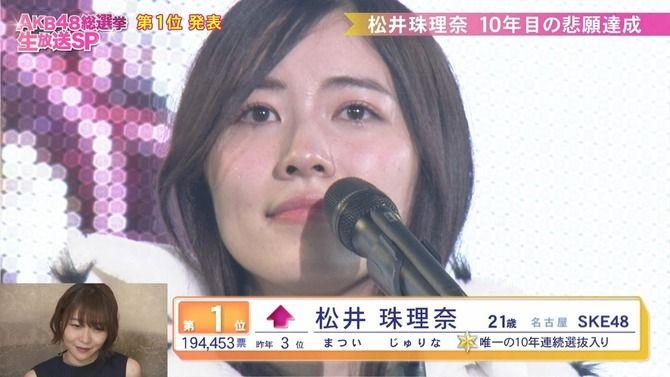 【炎上】 AKB総選挙 松井珠理奈の記者会見がヤバイwww 宮脇咲良がパワハラで退場し炎上