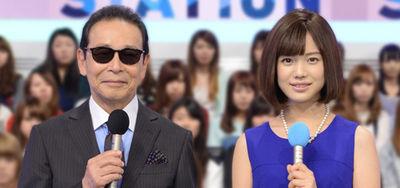 【衝撃】弘中アナが生放送中に大好きと告白wwwwwwwww【Mステ】