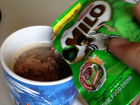 ミロの注意書き「冷たいミルクに溶かしてお飲みください」→ 実際やってみた結果・・・