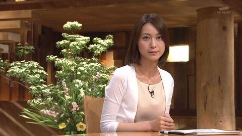 【炎上】小川彩佳アナ、報ステ追放の理由wwwwwwww