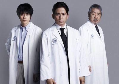 岡田准一主演「白い巨塔」第一夜の視聴率wwwwwwww
