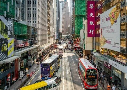 【衝撃】香港が大変なことになってる……