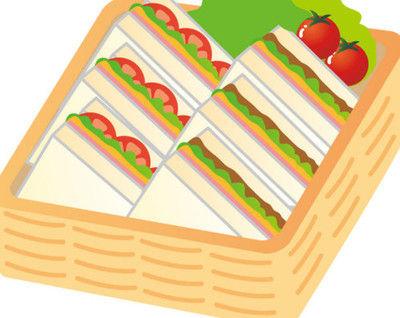 コンビニのサンドイッチ食いて~