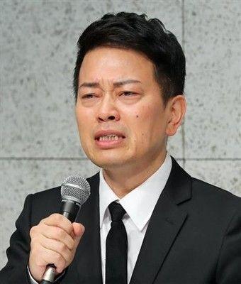 【悲報】反社会的勢力から金を貰ったのに嘘ついた宮迫博之さん、世間から完全に許される