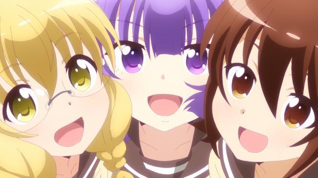 【速報】きららアニメの新四天王、強すぎるww