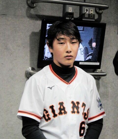 【画像】清原さんの息子、人生苦労してるのが顔に出てしまう